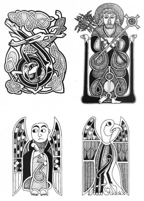 кельтские татуировки (8)