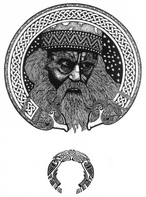 кельтские татуировки (7)