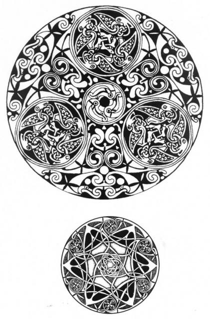кельтские татуировки (5)