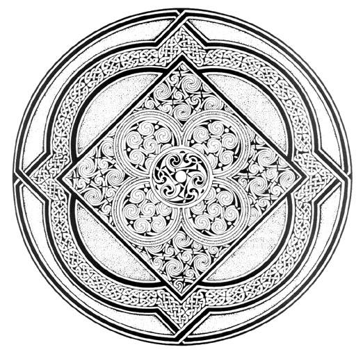 кельтские татуировки (4)