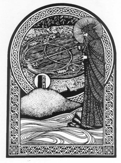 кельтские татуировки (2)