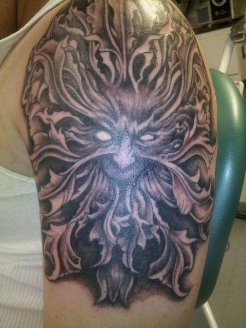 татуировки на руках (18)