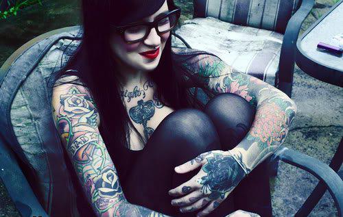 татуировки для девушек на руках