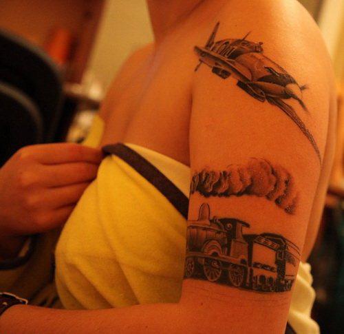 Женские татуировки (1)