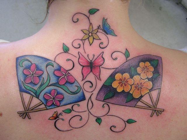 татуировки на спине (12)