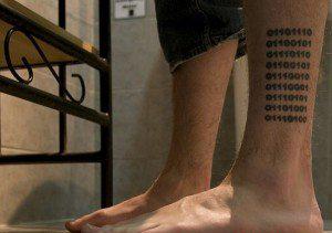 татуировки на ногах (13)