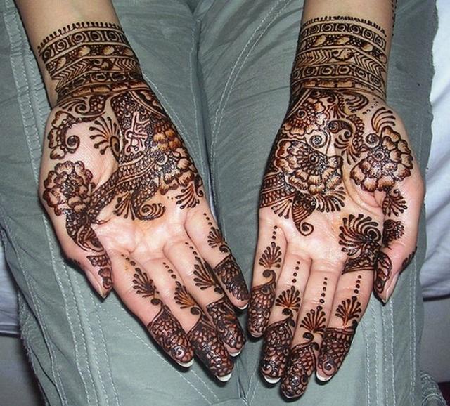 временные татуировки на руках (33)