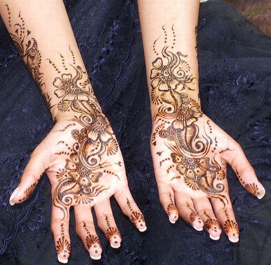 временные татуировки на руках (31)