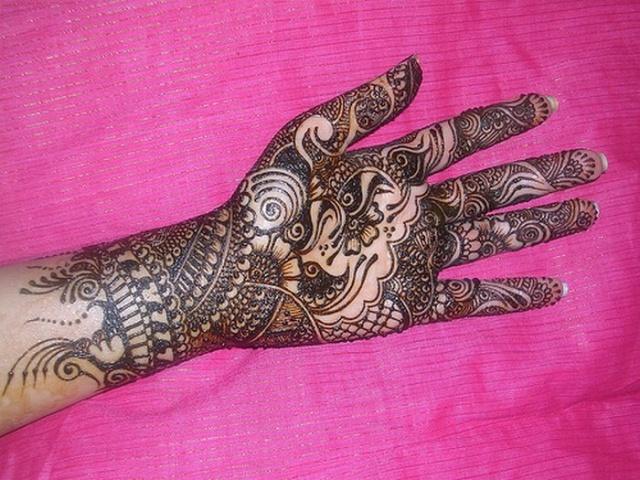 временные татуировки на руках (30)