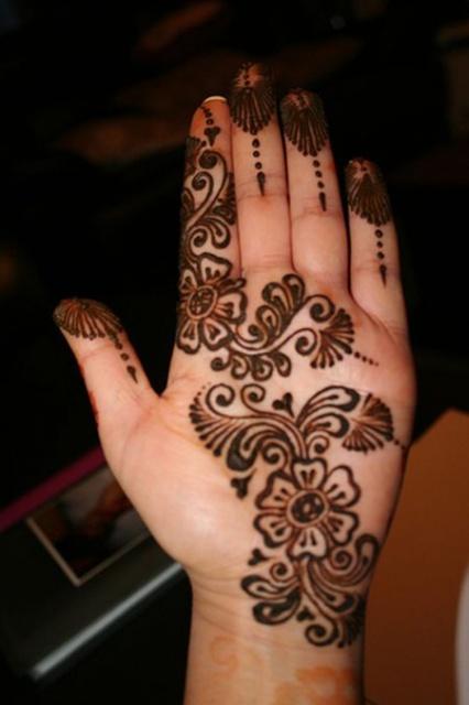 временные татуировки на руках (20)