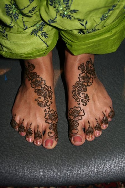 татуировки хной (8)