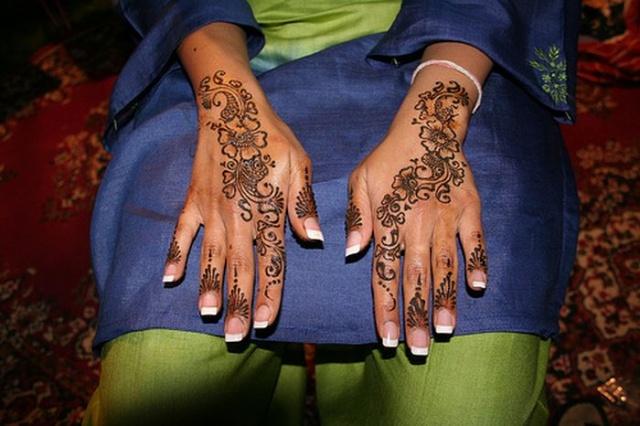 временные татуировки на руках (17)