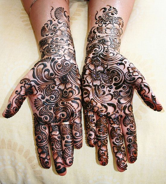 временные татуировки на руках (16)