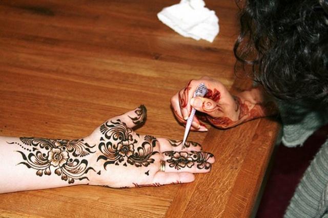 временные татуировки на руках (14)