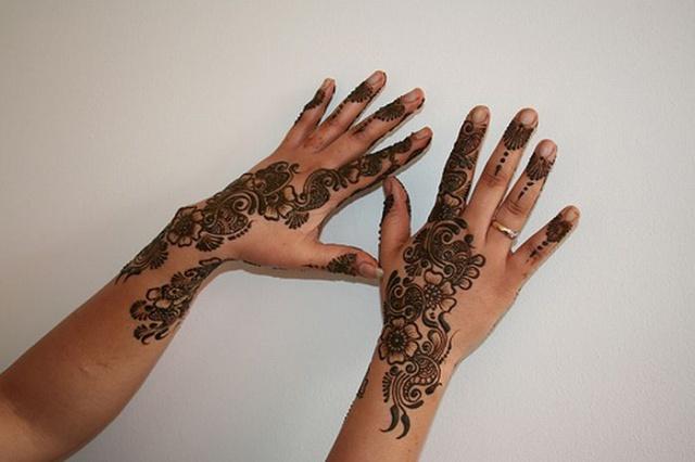 временные татуировки на руках (13)