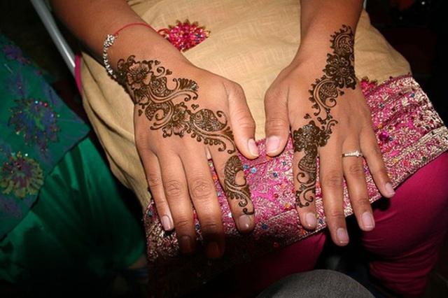 временные татуировки на руках (6)