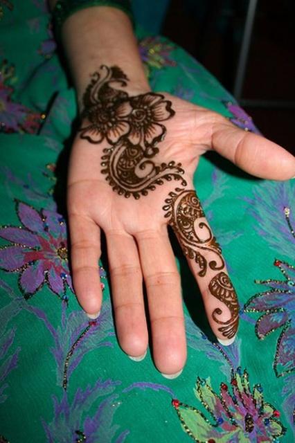временные татуировки на руках (5)