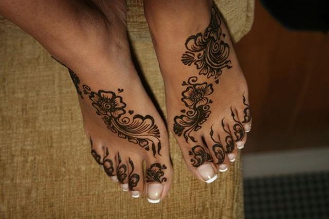татуировки хной (7)