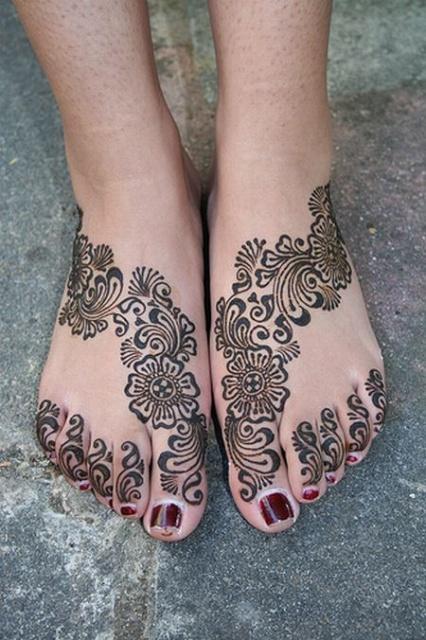 татуировки хной (6)