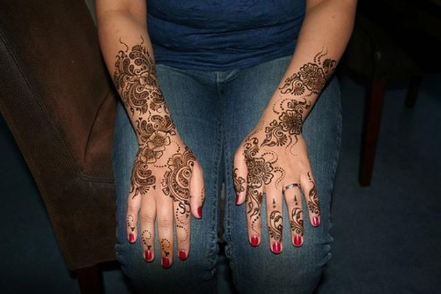 татуировки хной (18)