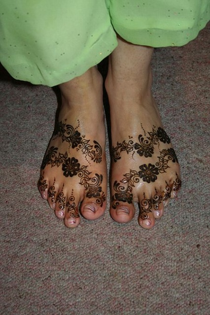 татуировки хной (5)