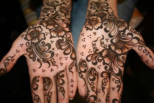 татуировки хной (14)