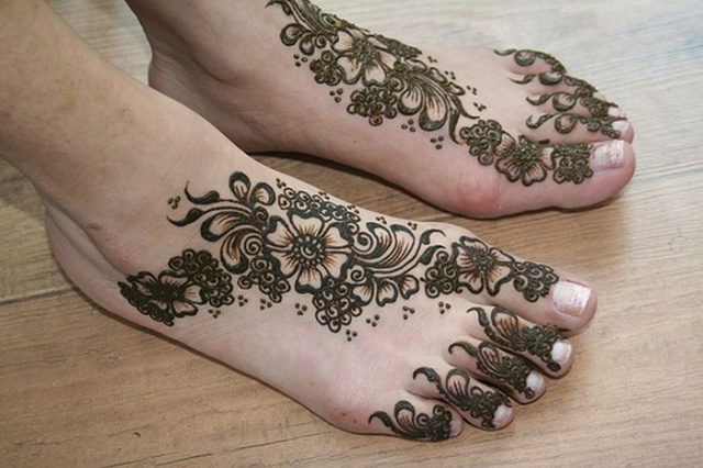 татуировки хной (2)