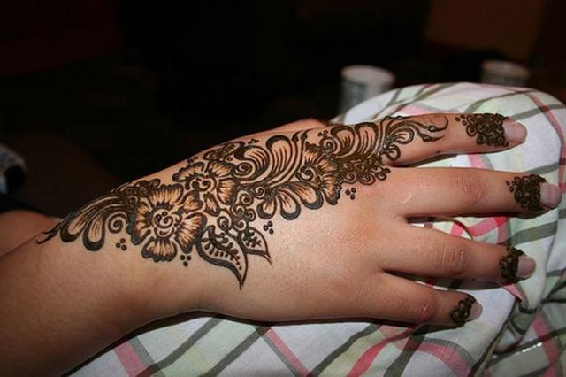 татуировки хной (3)