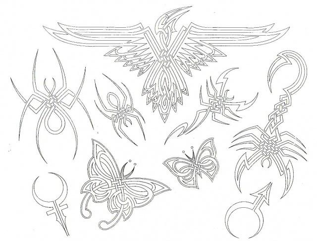 татуировки эскизы (10)