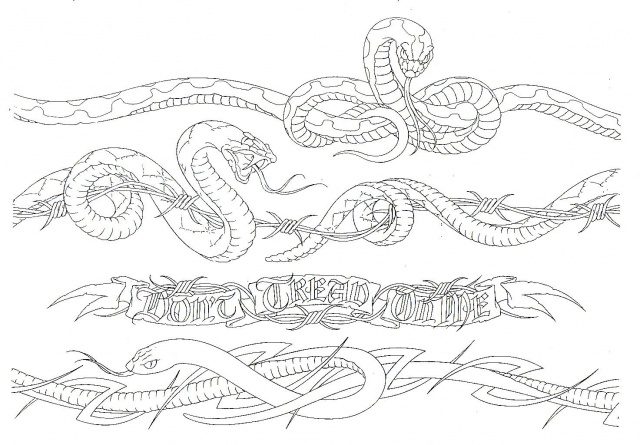 татуировки эскизы (9)