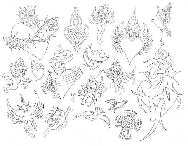 татуировки эскизы (5)