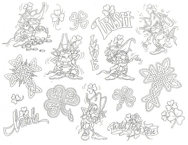 татуировки эскизы надписи