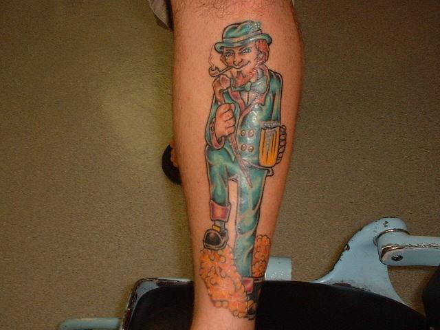татуировки на руках (4)