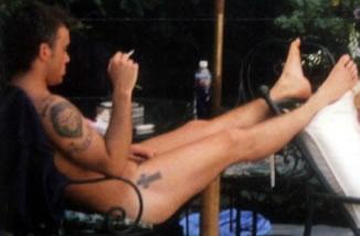 татуировки Робби Уильямса (35)