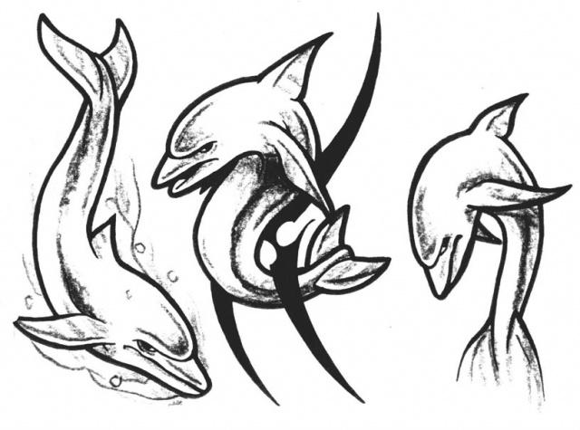 татуировки рыбы (11)