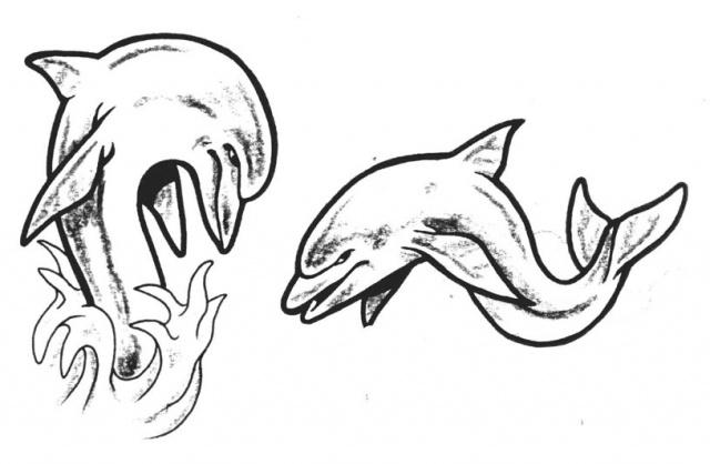 татуировки рыбы (10)