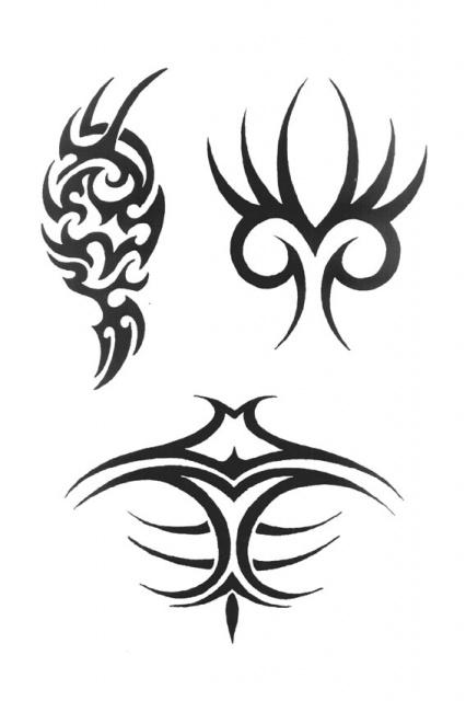 татуировки трайбл (8)