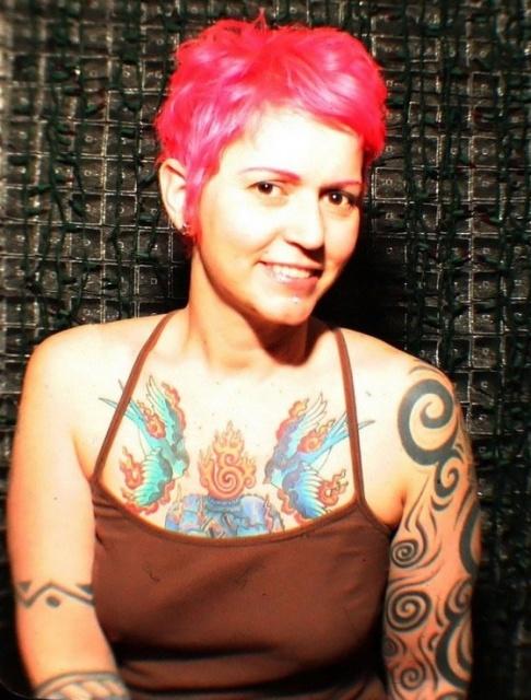 татуировки девушек на руках