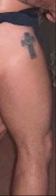 татуировки Робби Уильямса (5)