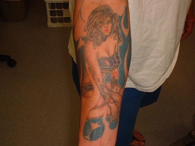 Татуировки на руках 25 фото