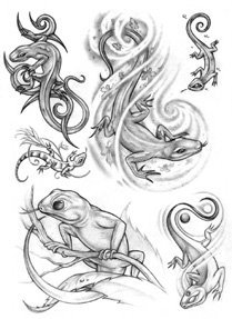 татуировки эскизы (34)