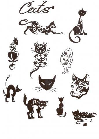 татуировки эскизы (25)