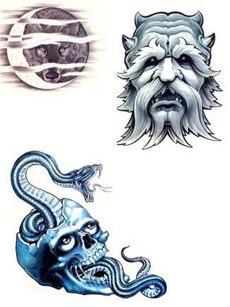 татуировки эскизы (8)