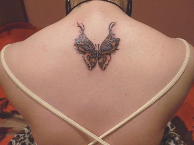 Татуировки цветные (4)