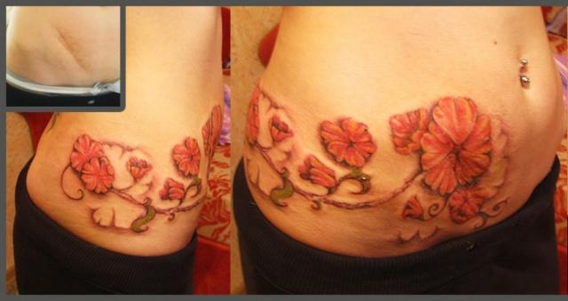 Татуировки цветные (1)