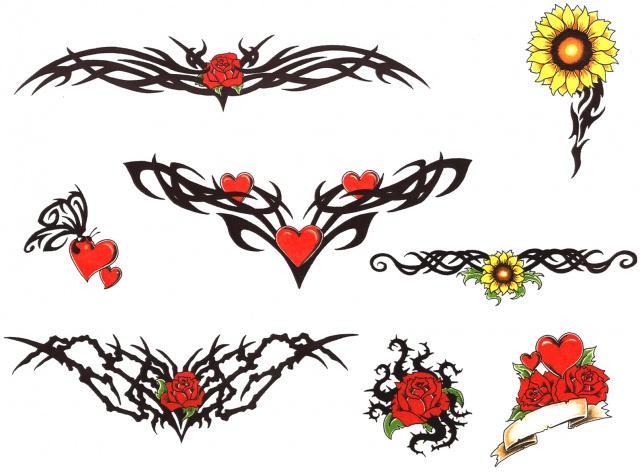 татуировки подарки на день святого валентина (51)