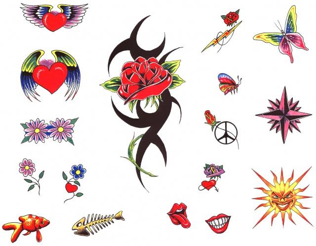 татуировки подарки на день святого валентина (50)