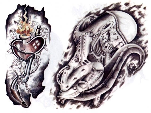 Не забывайте что татуировки можно не