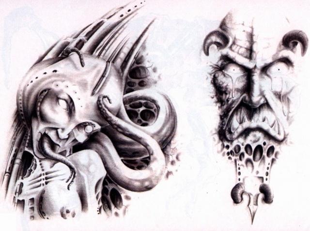 татуировки 3d (21)