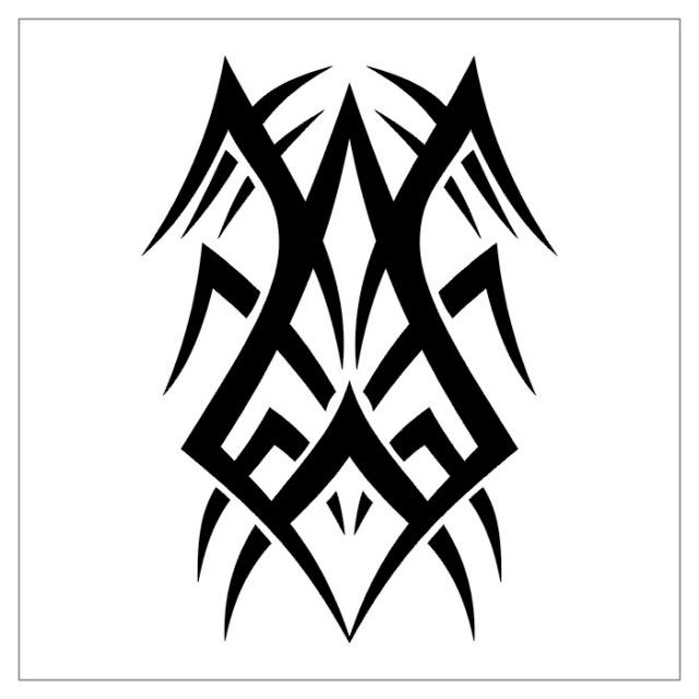 татуировки эскизы трайбл (28)